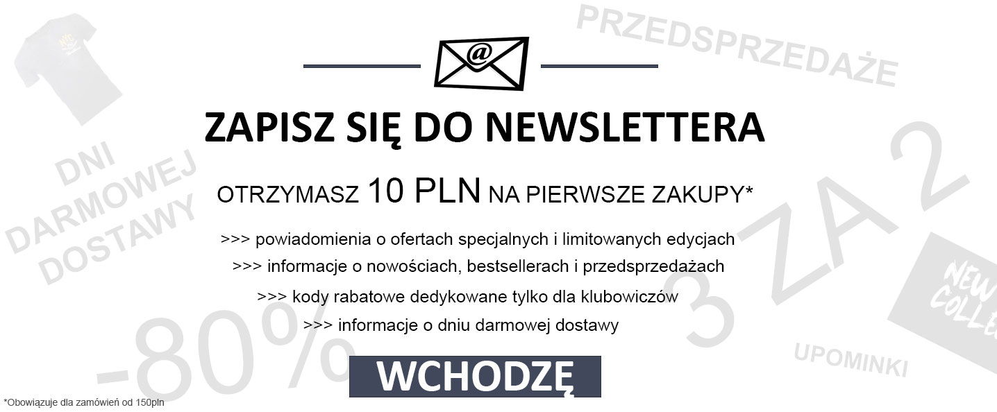 Newsletter Neidio.pl